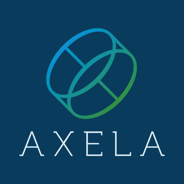 Axela Stacked on Blue