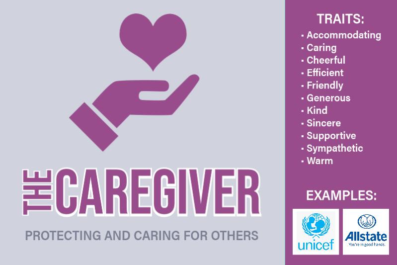 The Caregiver Archetype