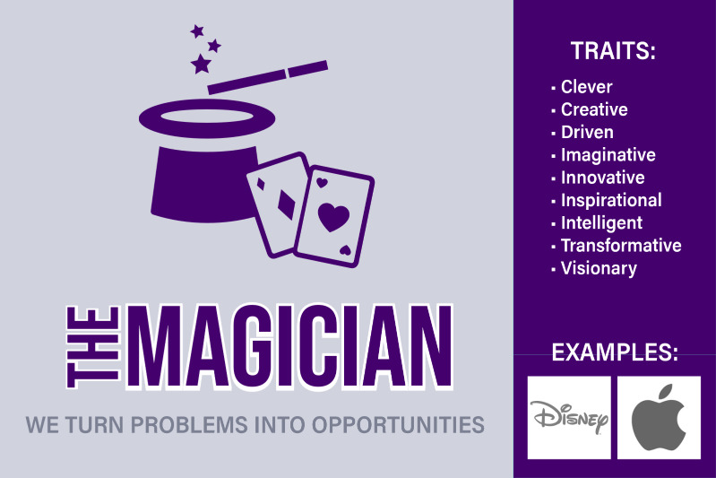 The Magician Archetype